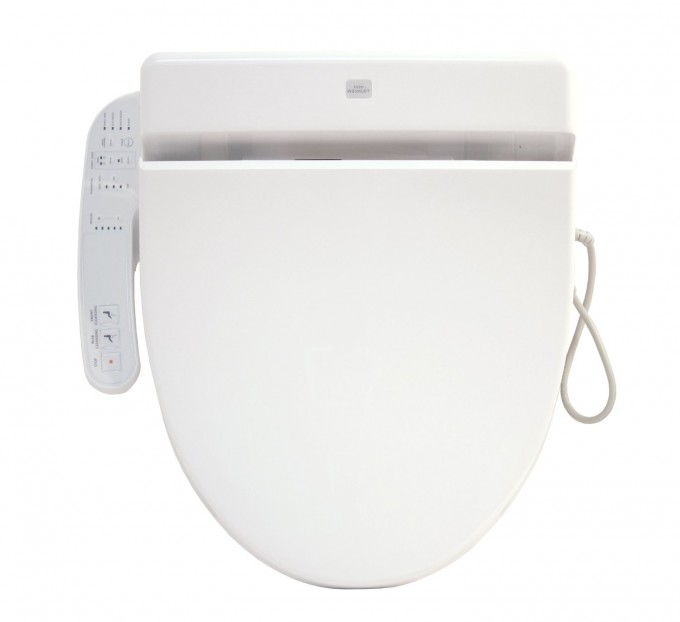SW523 12 Washlet C110 Round Front Toilet Seat By Toto Washlet For Bathroom Furniture Ideas