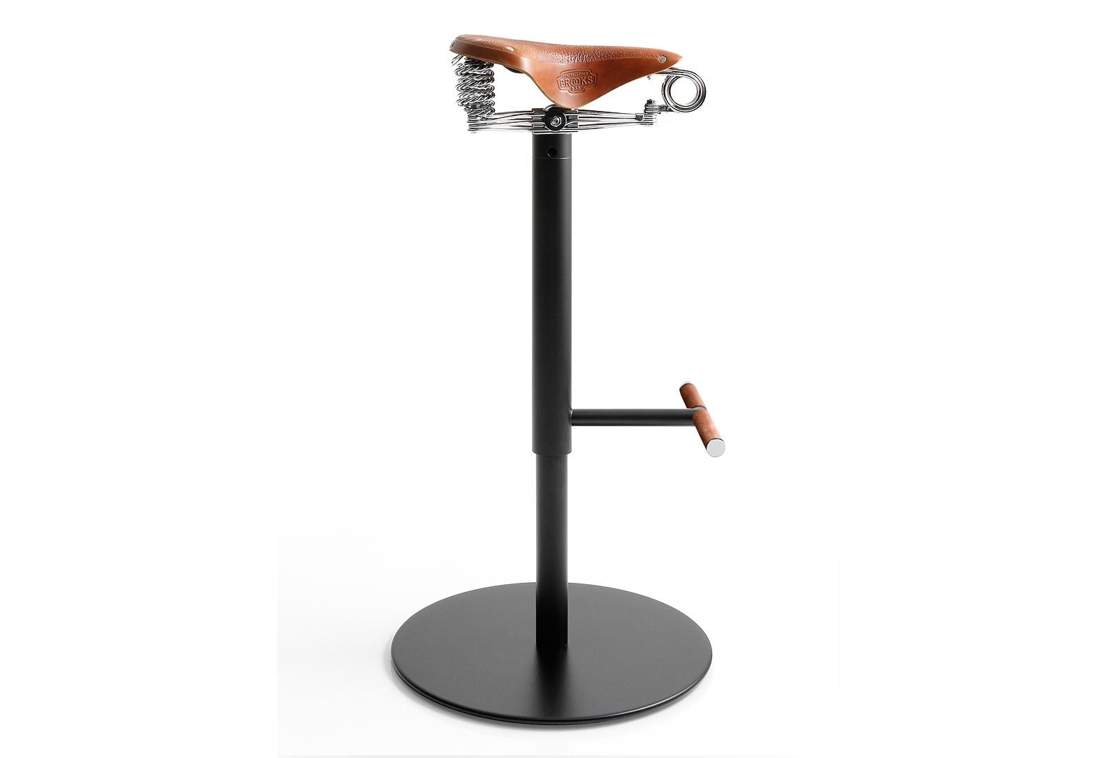 unique cymax bar stools in stylish design with single leg for home furniture ideas