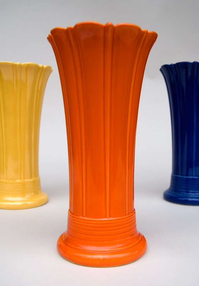 Vintage Fiestaware Vases For Home Accessories Ideas