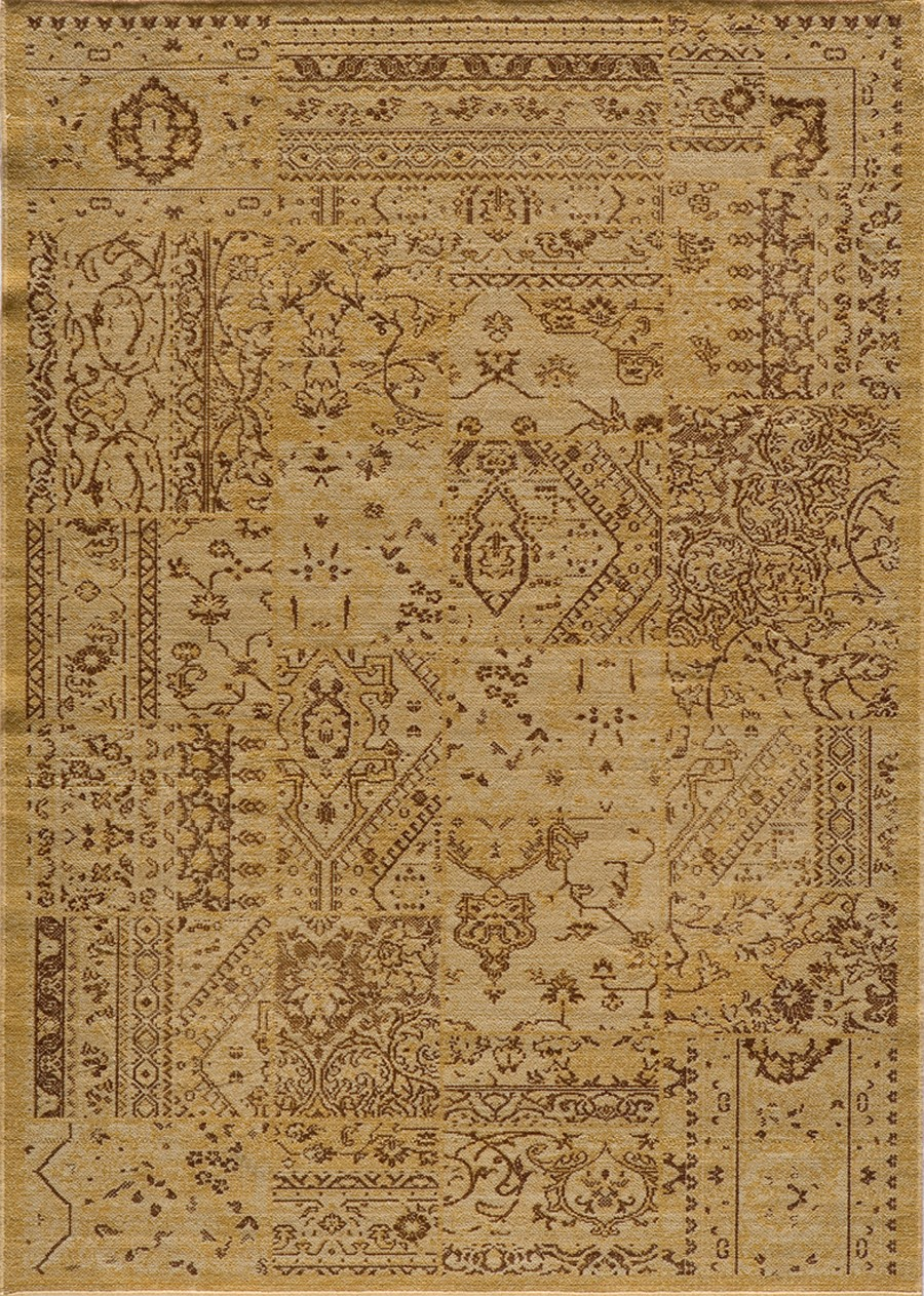 Vintage Sand VIN 5 Rug In Cream By Momeni Rugs For Floor Decor Ideas