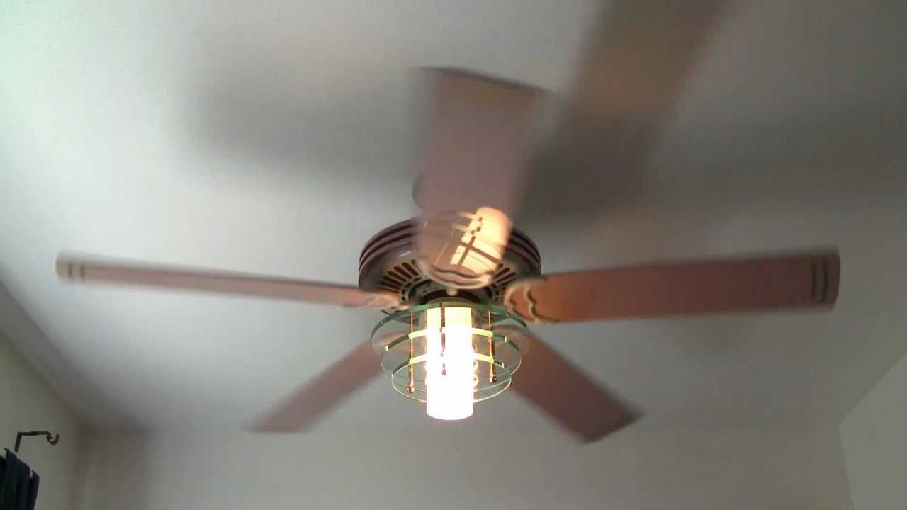 wonderful casablanca ceiling fans in five brown wooden blade slinger on white ceiling for home interior design ideas