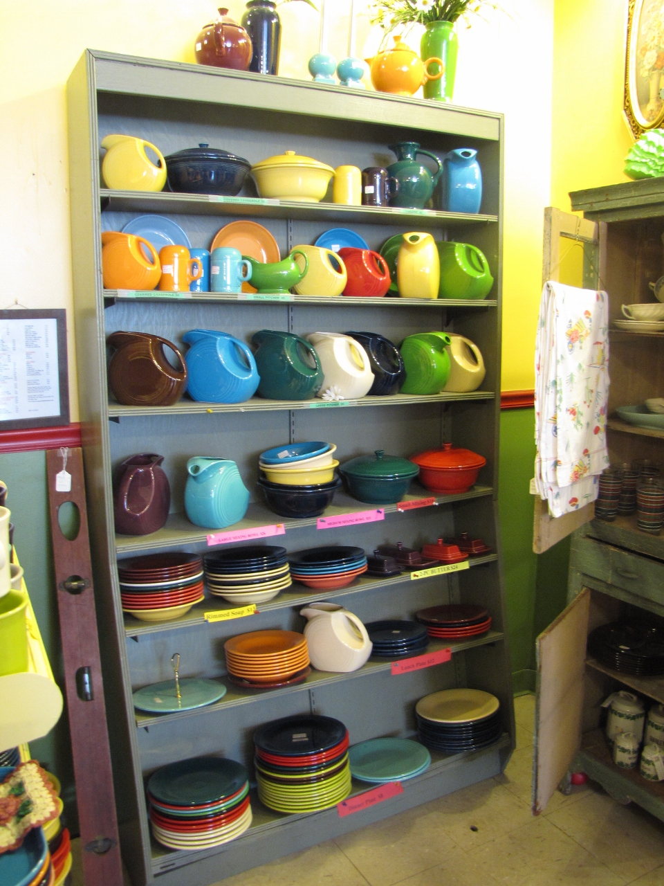 Wonderful Collections Of Fiestaware For Dinnerware Ideas