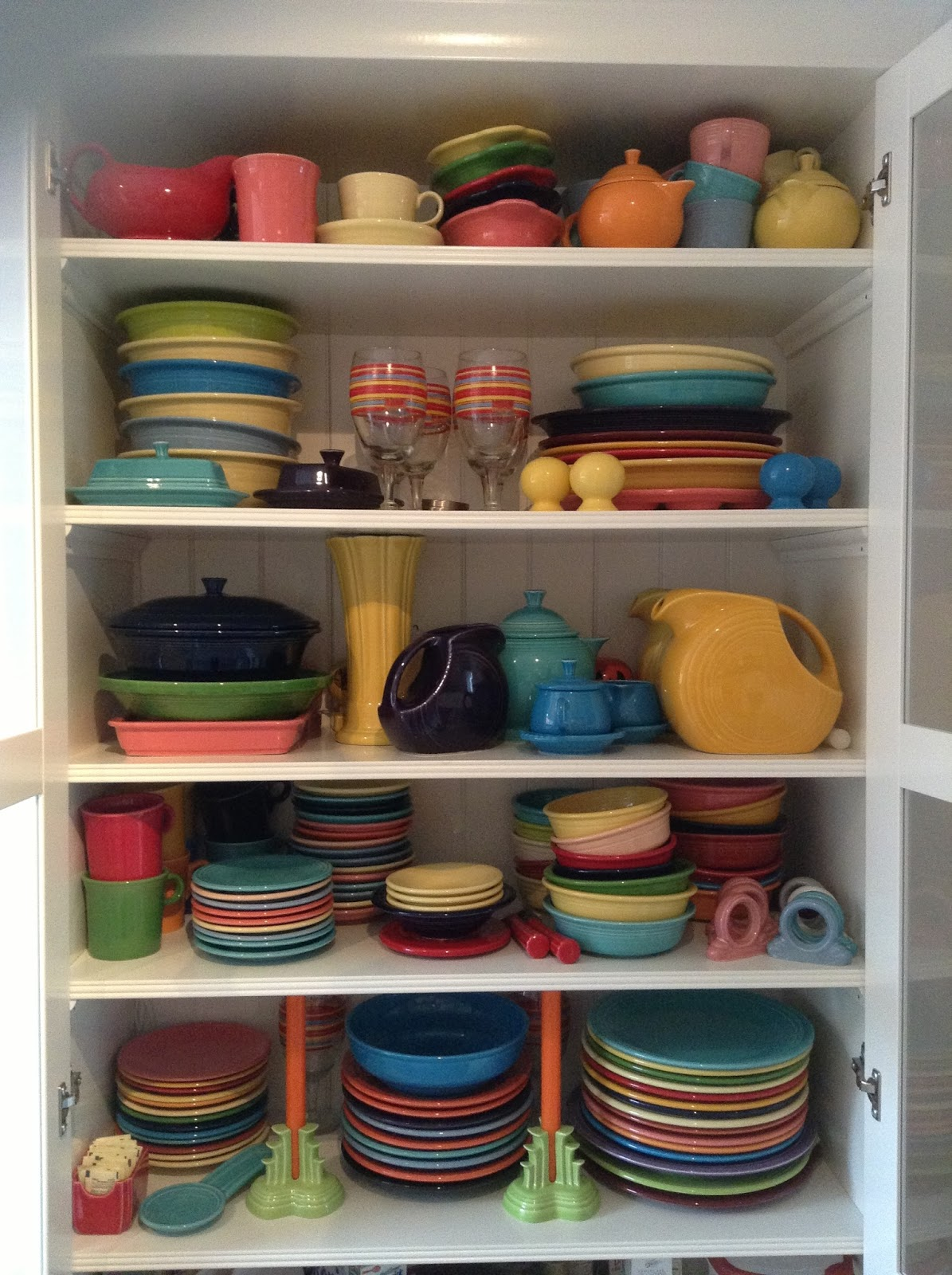 Wonderful Dinnerware Collections By Fiestaware