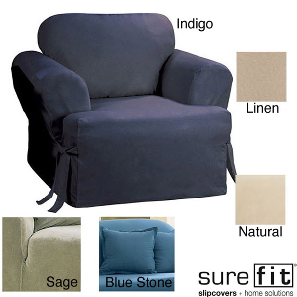 wonderful indigo surefit slipcover for chair ideas