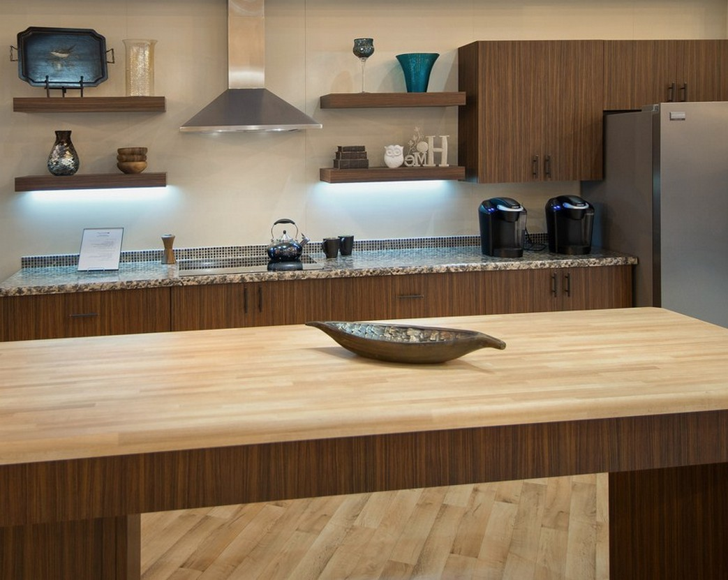 wonderful kitchen island with dark handle and wilsonart laminate countertops