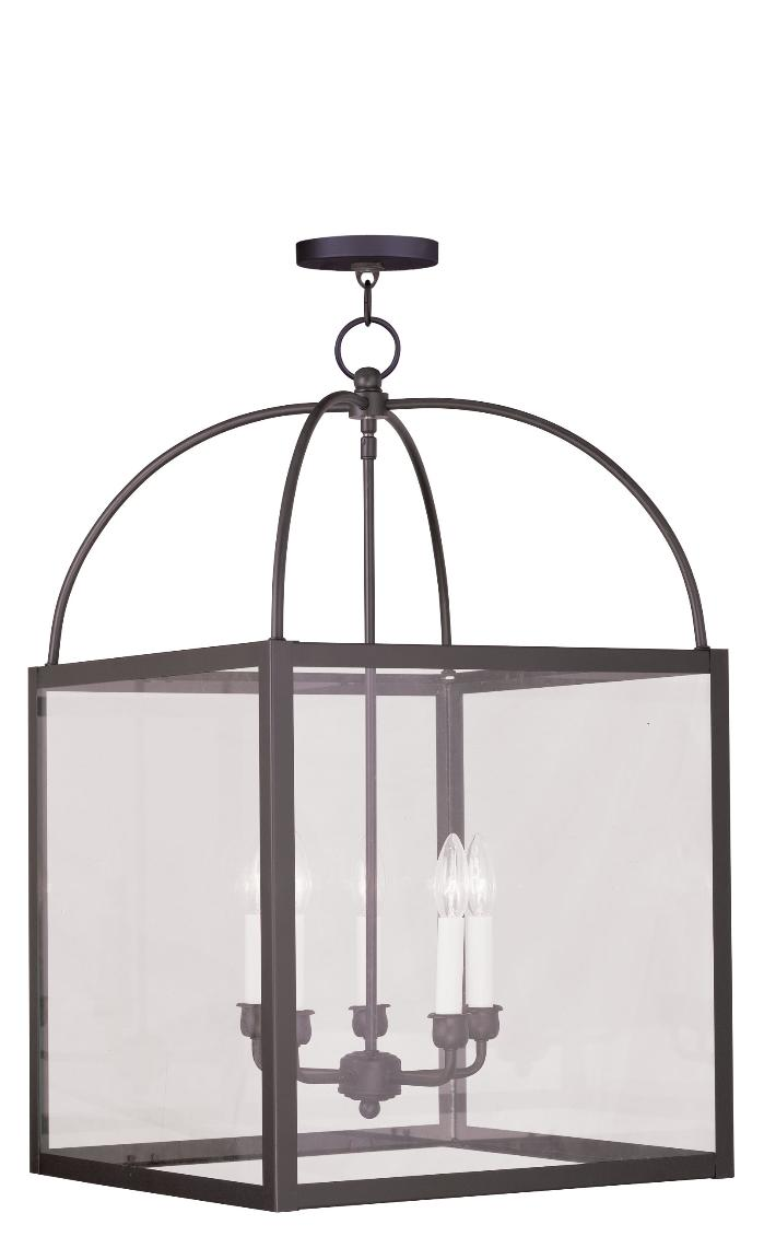wonderful Livex Lighting 4038 07 Chandeliers from the Milford Collection for home lighting ideas