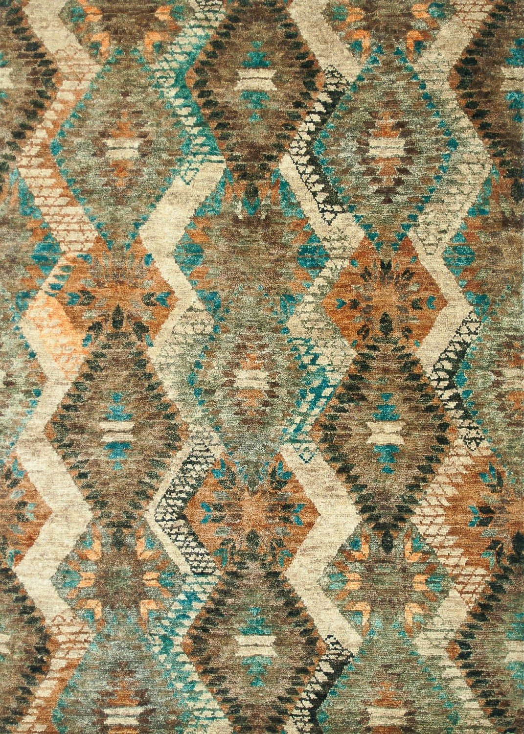 wonderful Loloi Rugs Xavier Collection XV 07 TOBACCO and BLUE for floor decor ideas