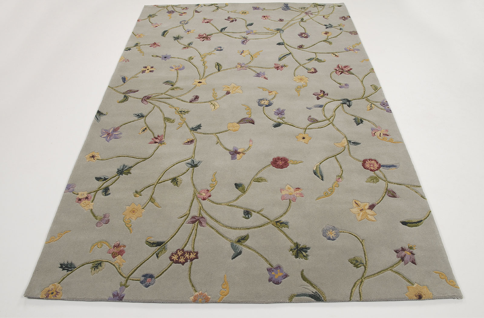wonderful nourison rugs in gray with floral pattern for floor decor ideas