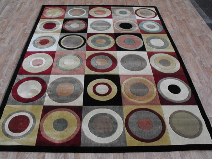 Wonderful Parallels Multi Rug By Nourison Rugs For Floor Decor Ideas