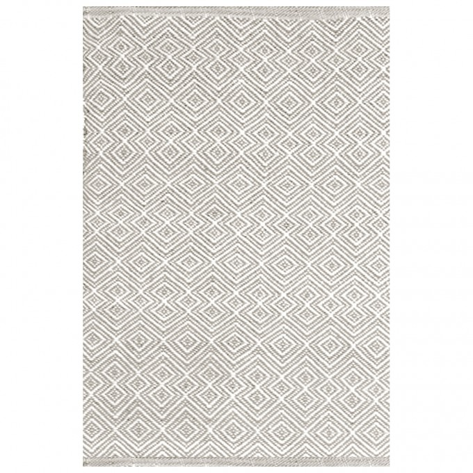Wonderful Rectangle Dash And Albert Rugs In Ivory Gray For Floor Decor Ideas