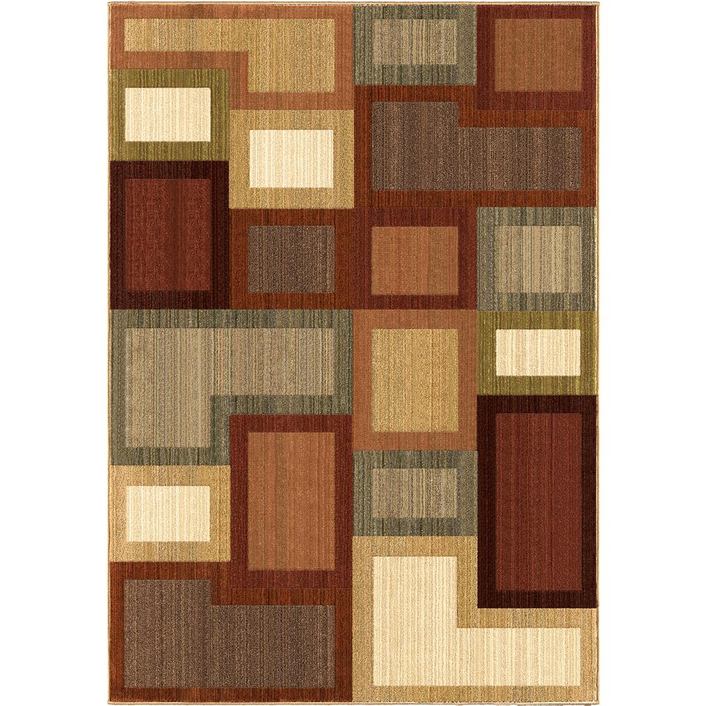wonderful rectangle orian rugs with checked motif for floor decor ideas