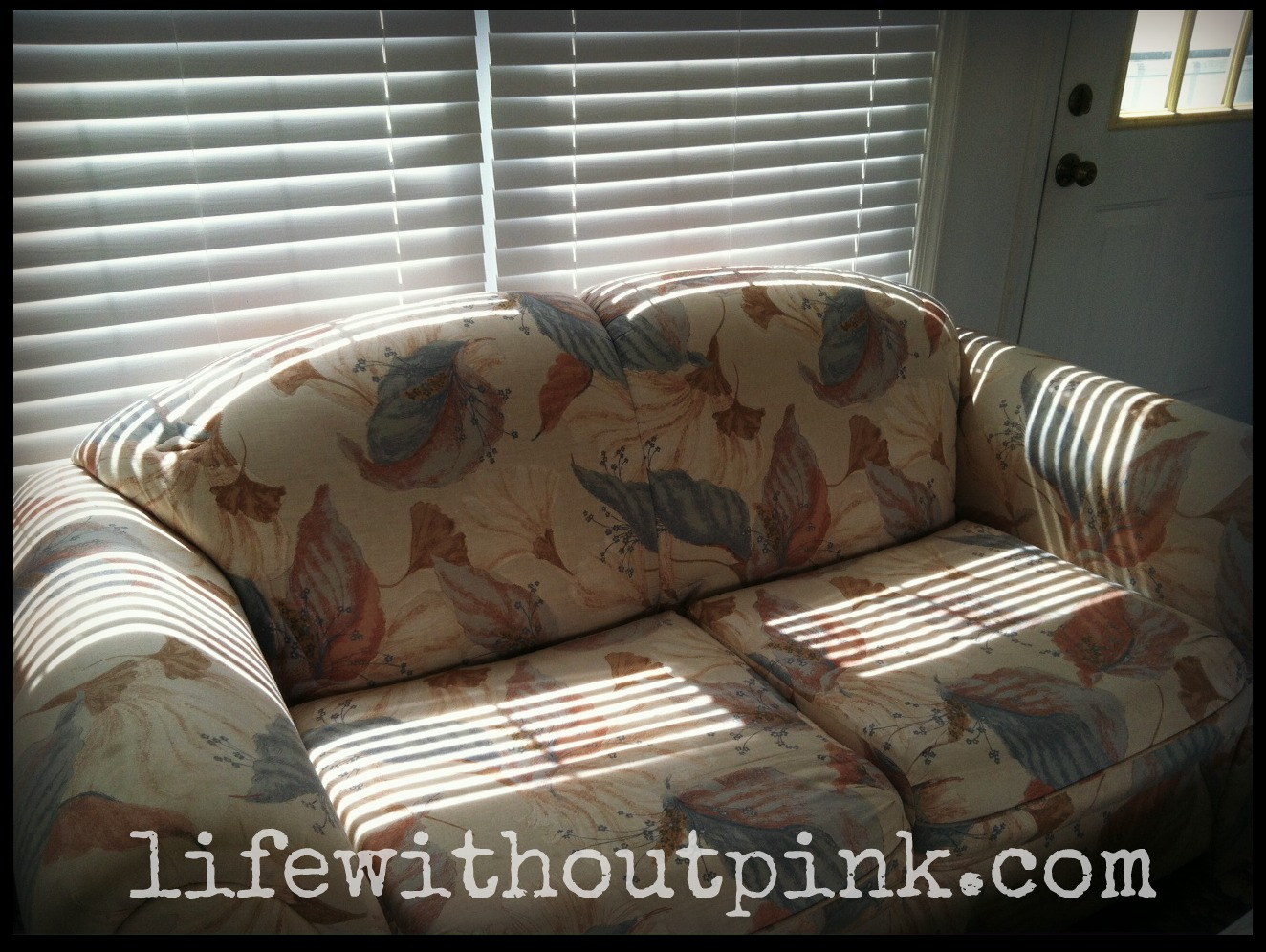 wonderful sofa with surefit cover in floral pattern for living room decor ideas