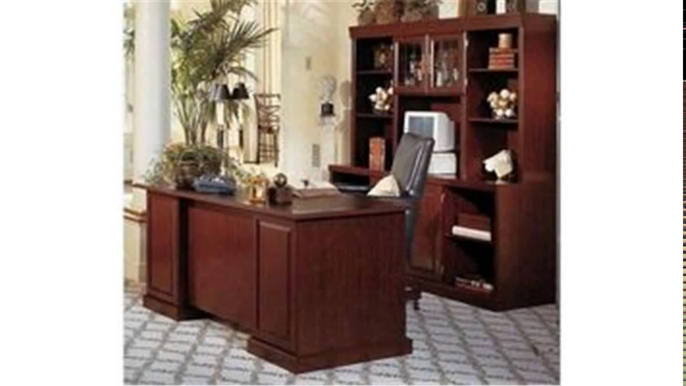 wonderful wooden computer armoire and wooden desk by sauder furniture for home office decor ideas